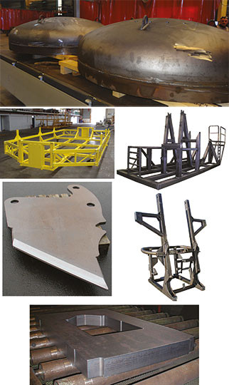 fabrication mecanosoudure manceau