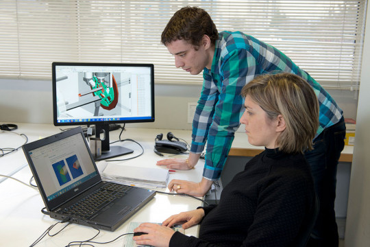 programmation laser tube
