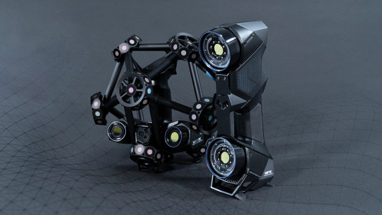 scanner 3d creaform